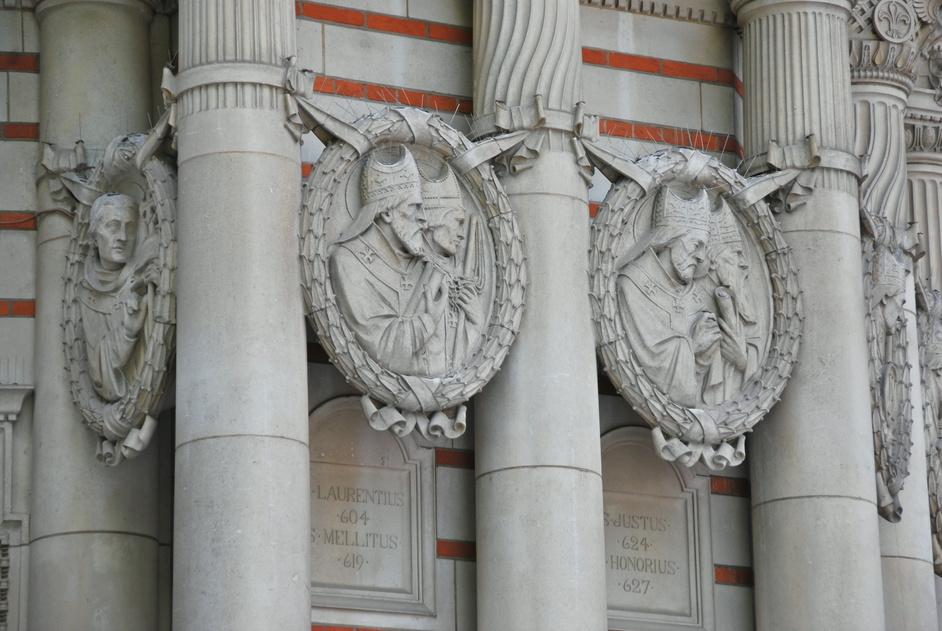 Westminster Cathedral - Westminster Cathedral Exterior