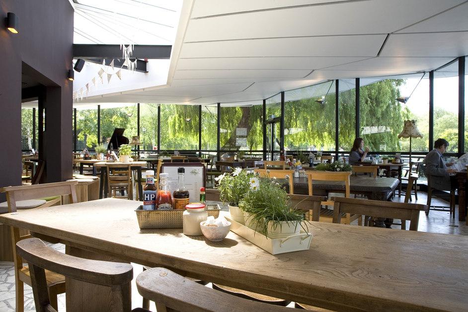 The Serpentine Bar And Kitchen