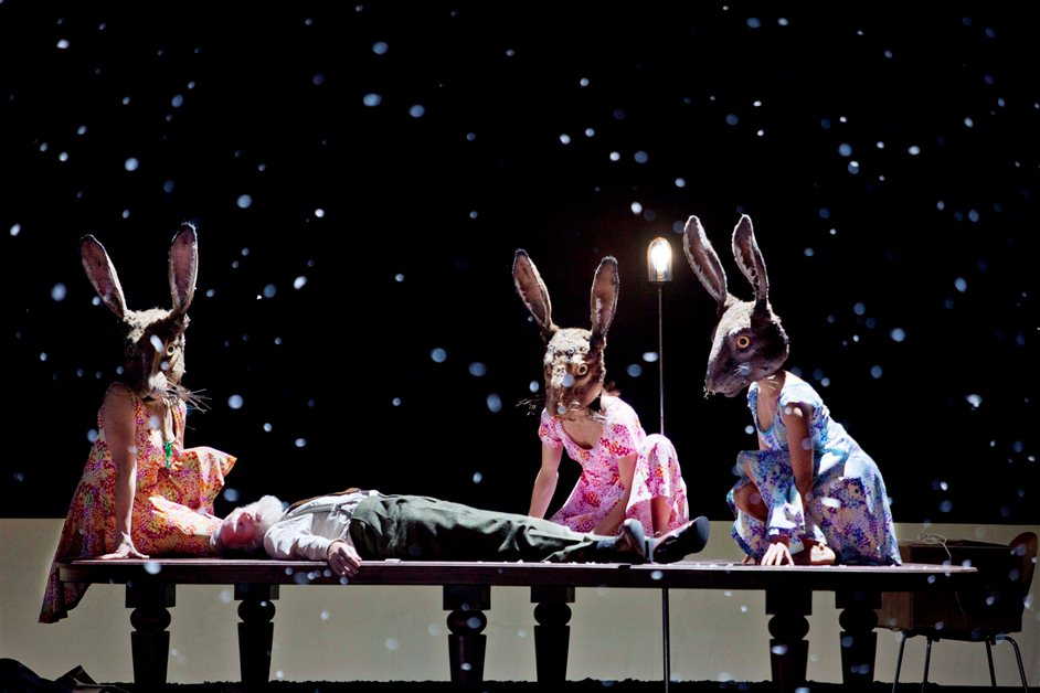 The Rite Of Spring & Petrushka - Image by Johan Persson and ENO