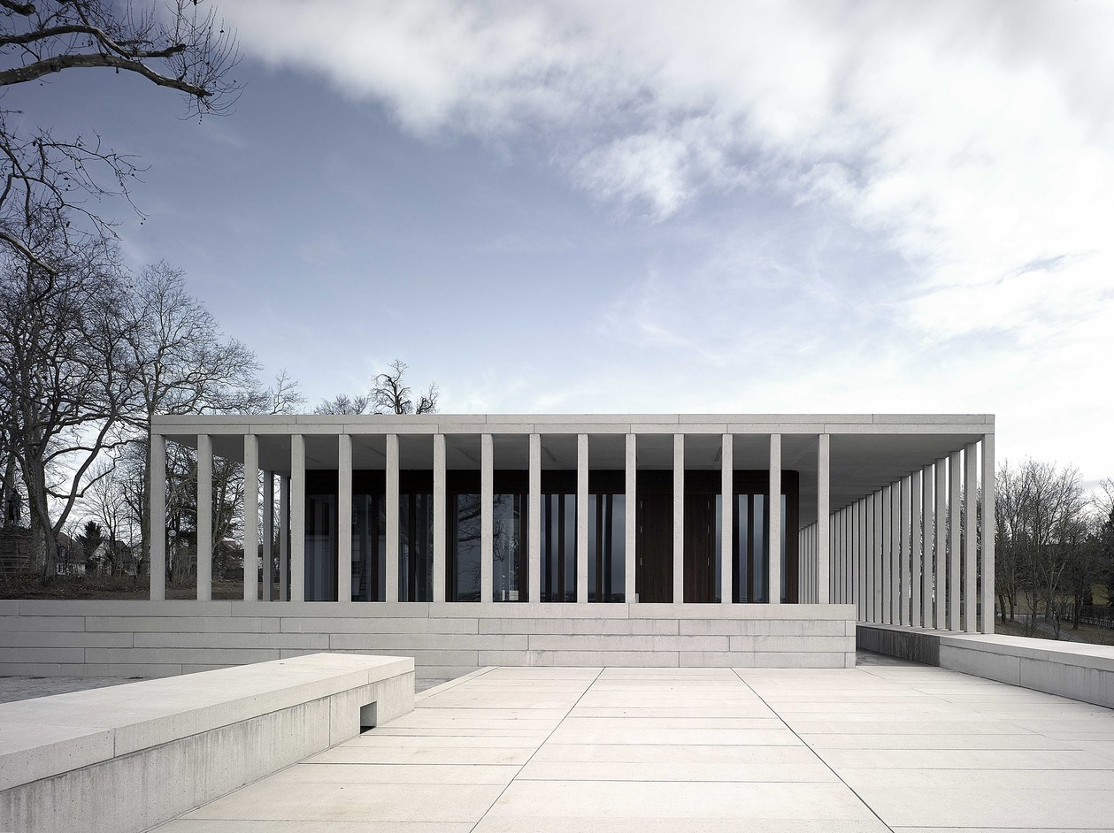 David chipperfield form matters images kensington london for Chipperfield arquitecto