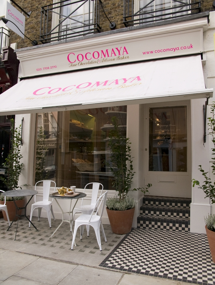 Cocomaya Porchester Place London Restaurants Cafes And
