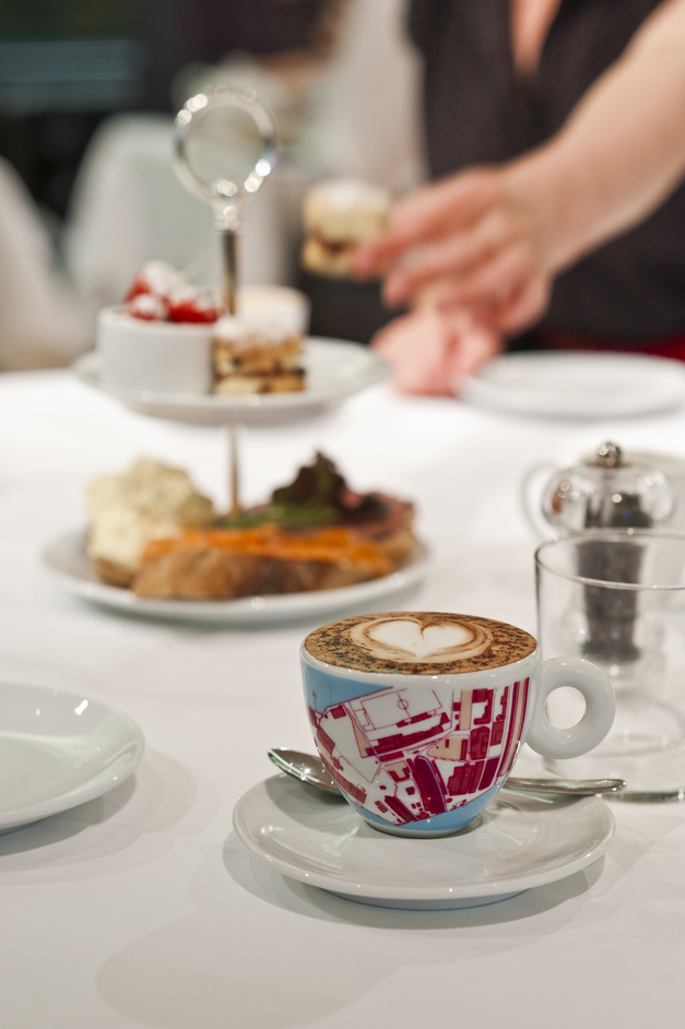 Rex Whistler Restaurant at Tate Britain