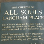 All Souls Church Langham Place