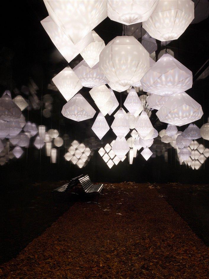 Digital Crystal: Swarovski at the Design Museum  - Yves Behar