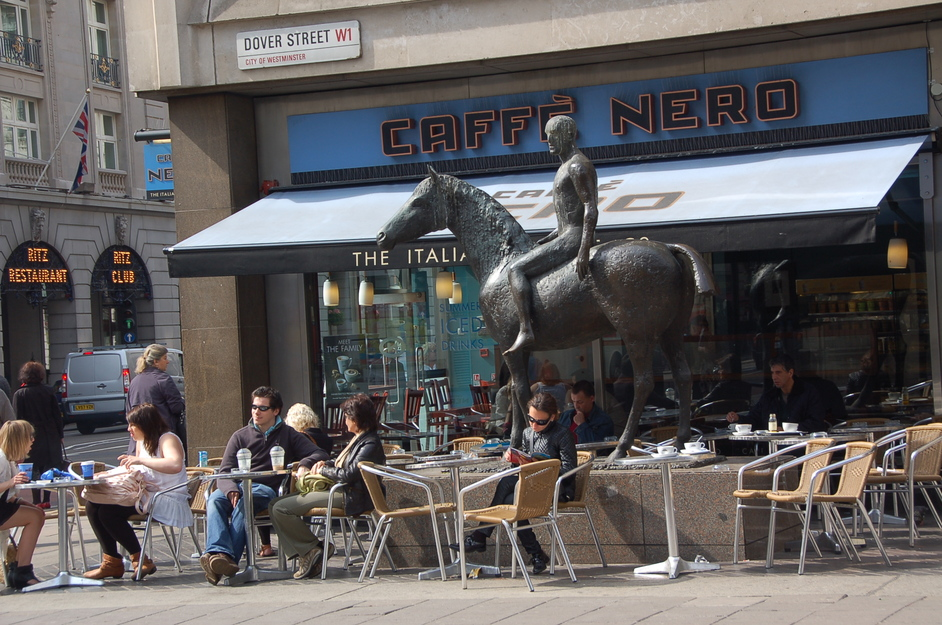 Caffe Nero Piccadilly London Restaurants Cafes And