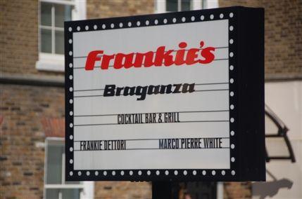 Frankie's Italian Bar and Grill