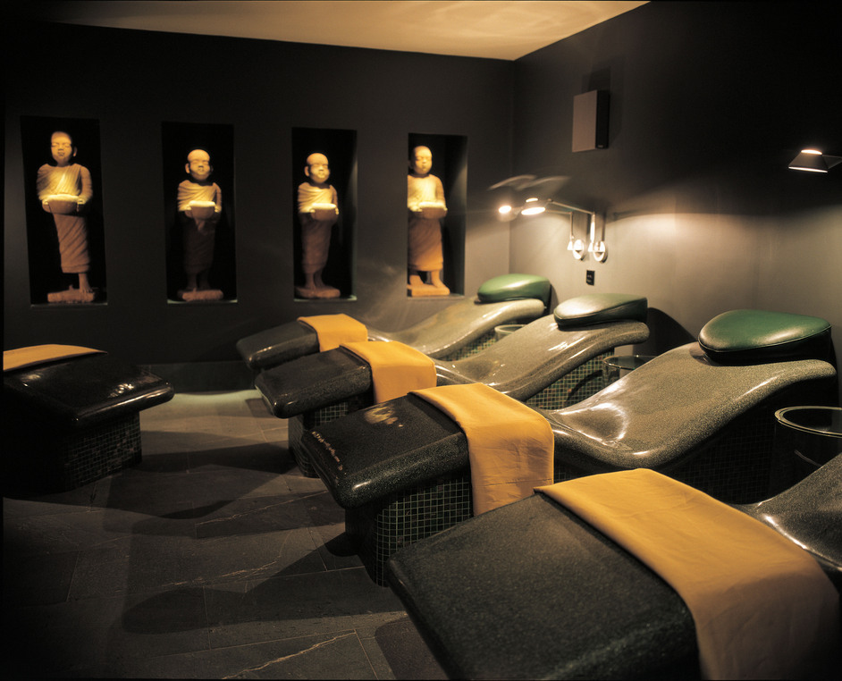 May Fair Spa - May Fair Spa - Relaxation Room
