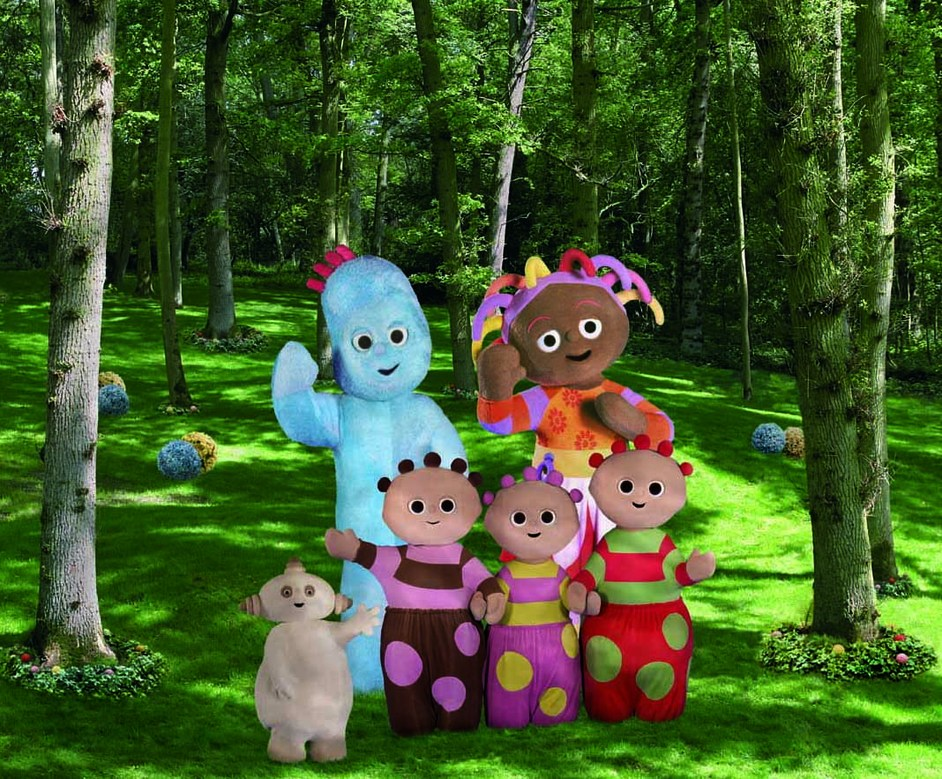 In the night garden live at the o2 arena london london hotels for A night at the garden