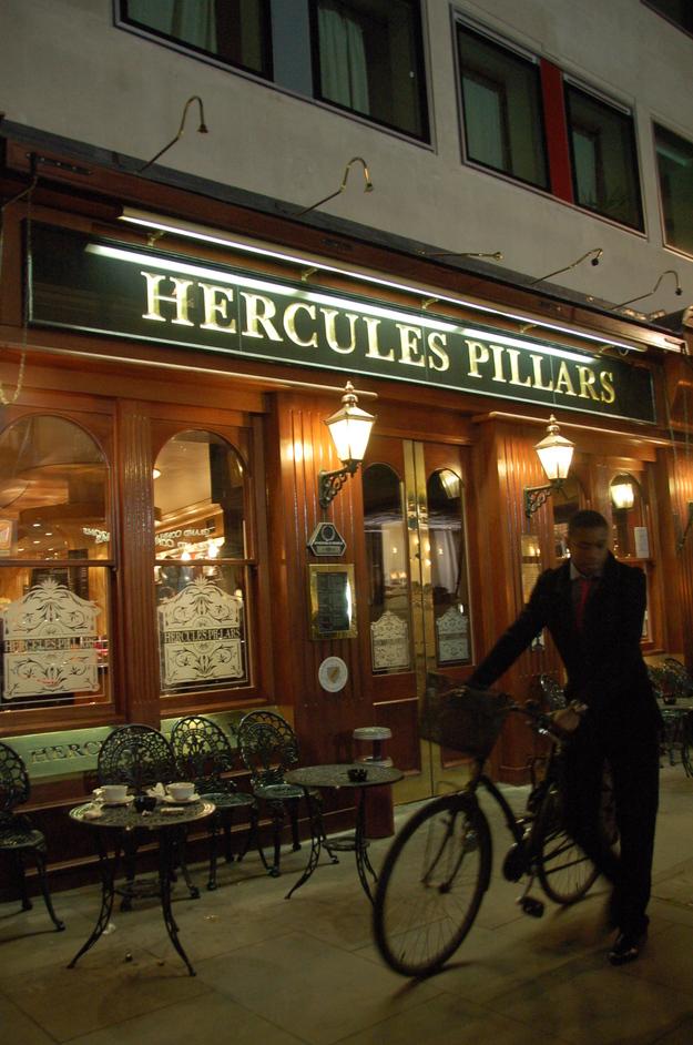 Hercules Pillars
