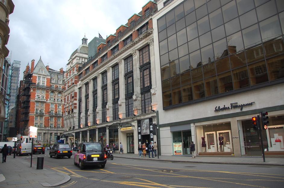 Knightsbridge - Sloane Street