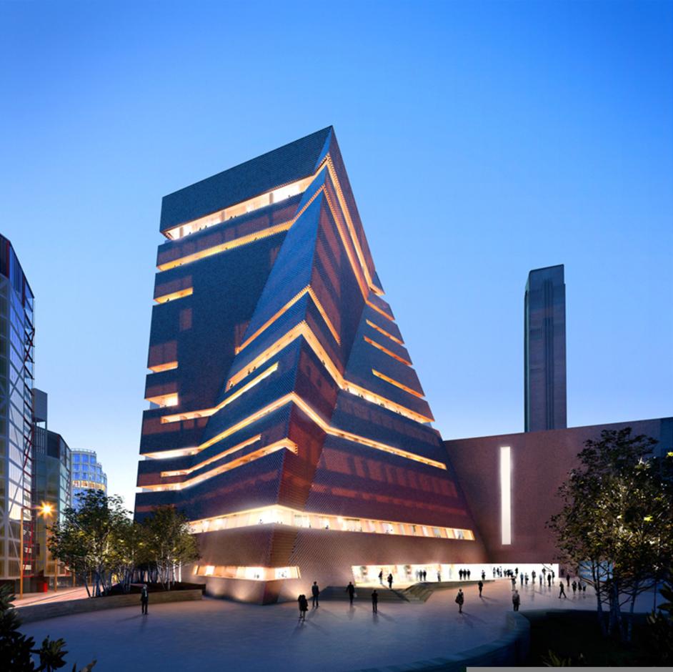 Tate Modern: The Tanks