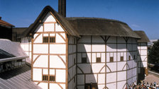 The Lightning Child, Shakespeare's Globe by Nik Milner