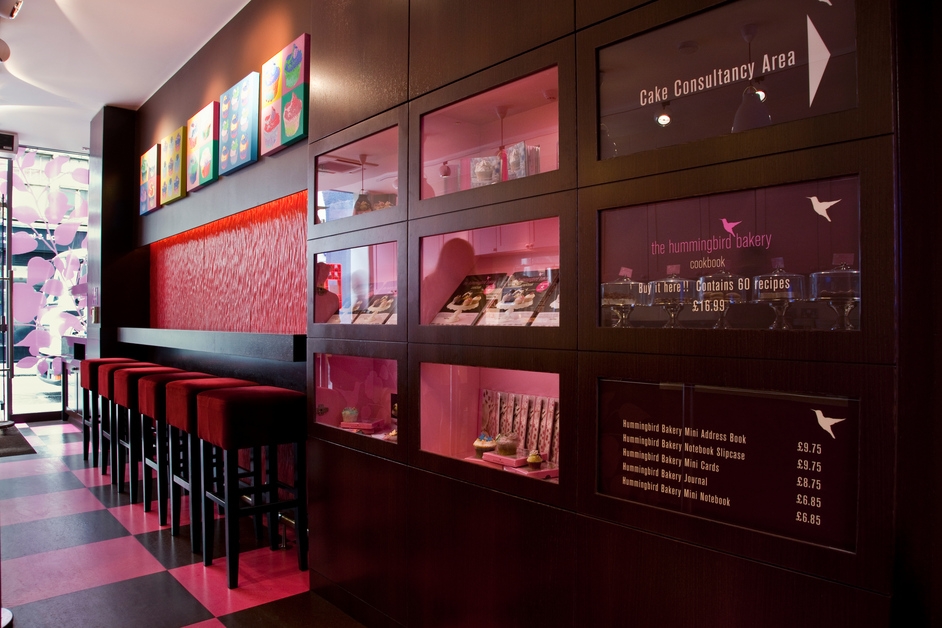 Hummingbird Bakery - Photo by Benjamin Backhouse