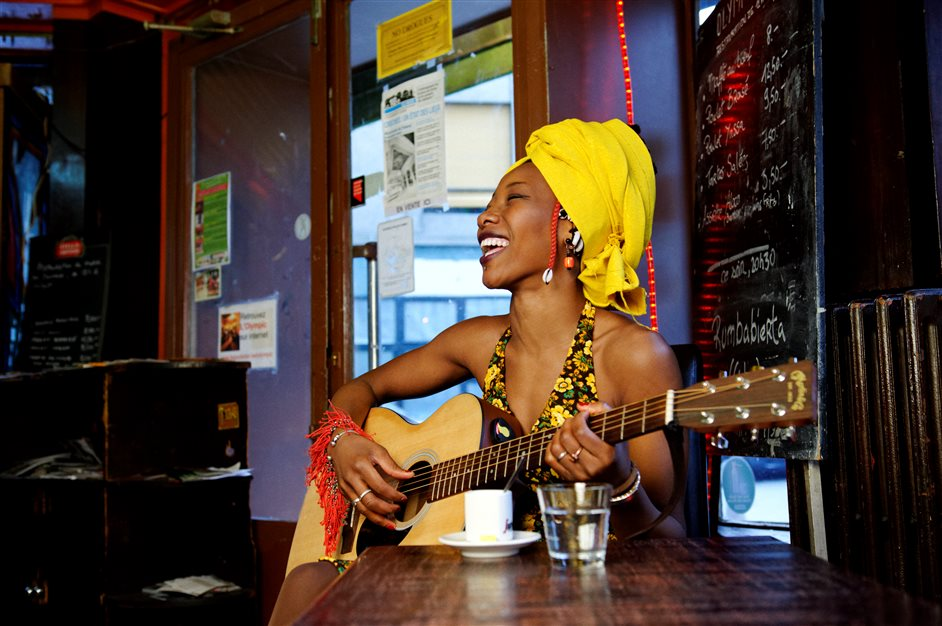 Women of the World Festival - Fatoumata Diawara_CREDIT Youri_Lenquette