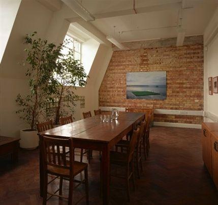 Toynbee Studios - The Brick Room