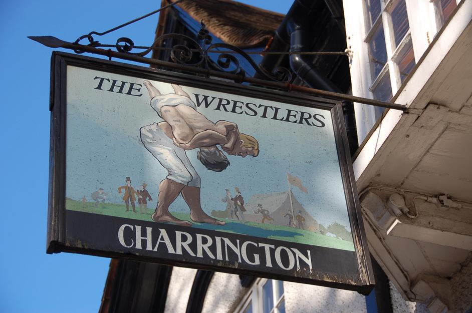 Ye Olde Wrestlers' Tavern