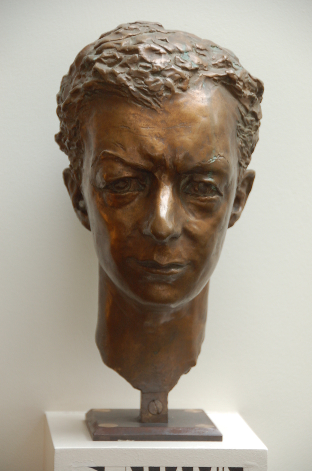 Southbank Centre: Royal Festival Hall - Bust Of Benjamin Britten