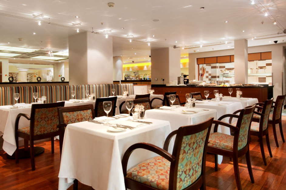 The Brasserie - The Brasserie, Hilton Paddington