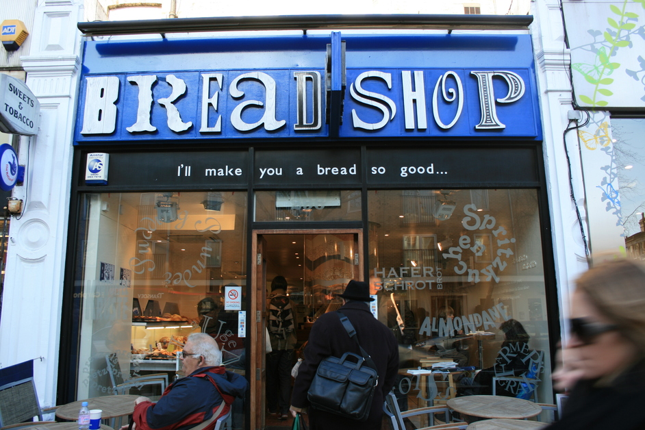 The Bread Shop