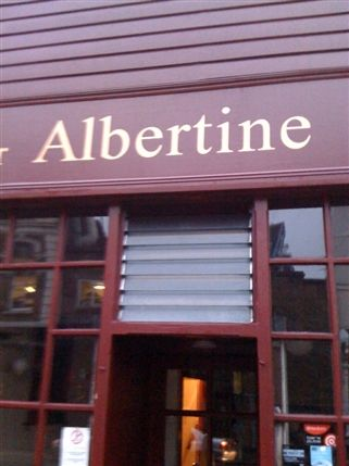Albertine Wine Bar