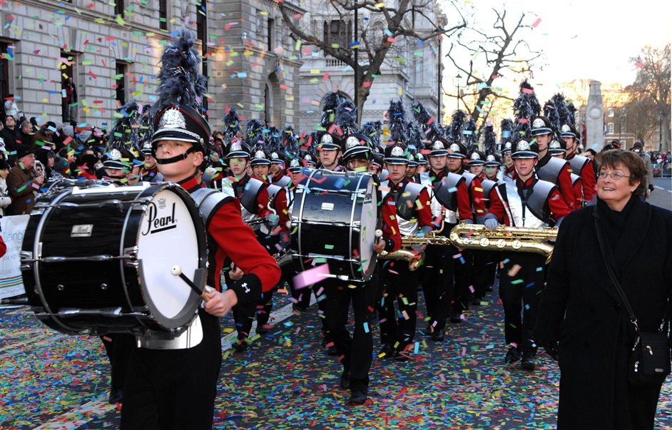 New Year's Day Parade 2018