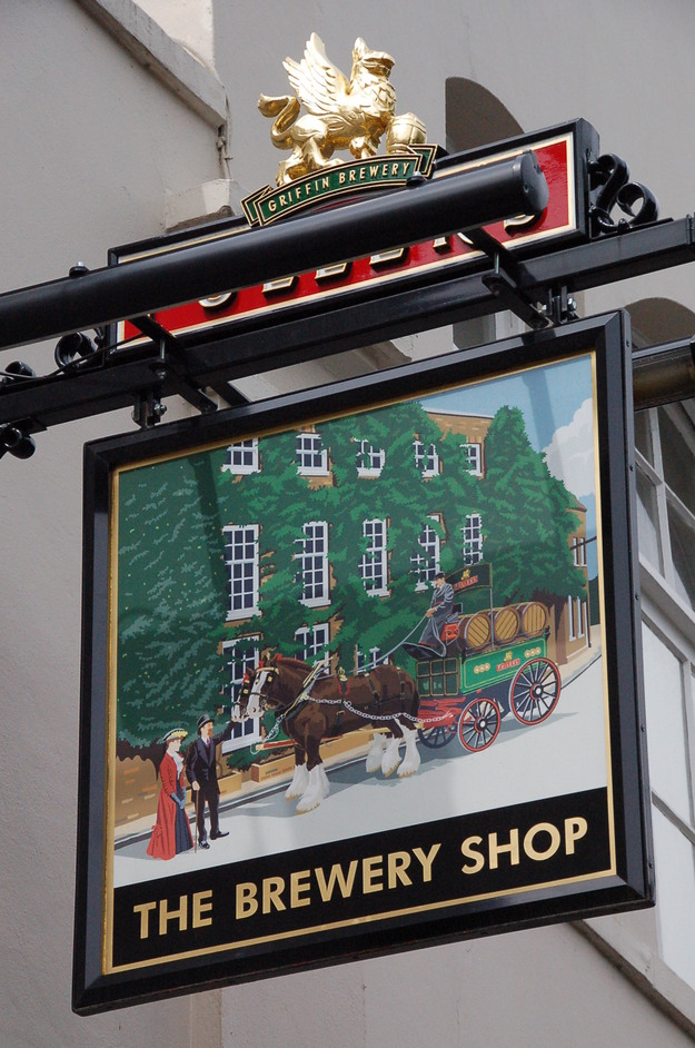 The Brewery Shop