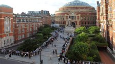 The BBC Proms - Photo by Chris Christodoulou/BBC