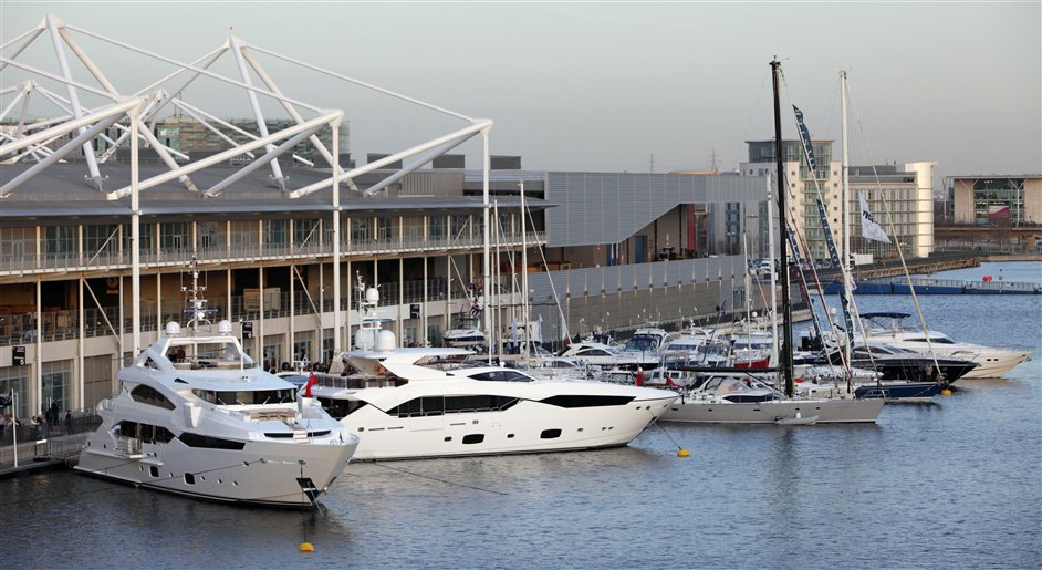 The Tullet Prebon London Boat Show