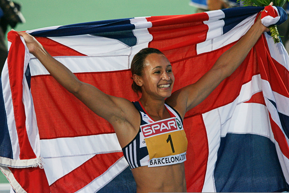 Our Greatest Team Parade - Jessica Ennis, courtesy of JJ Vico Bretones