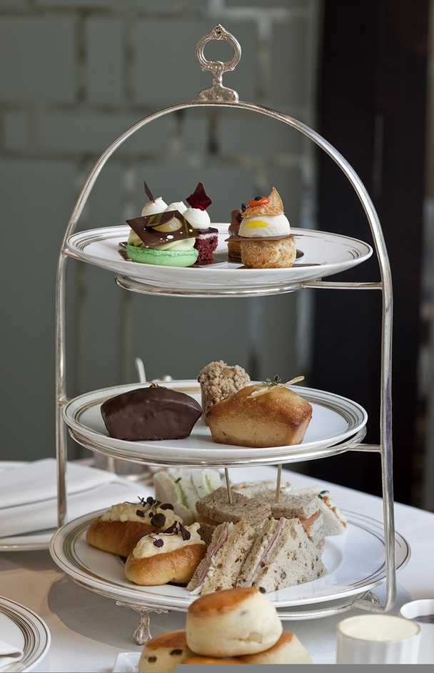 The Lanesborough Afternoon Tea