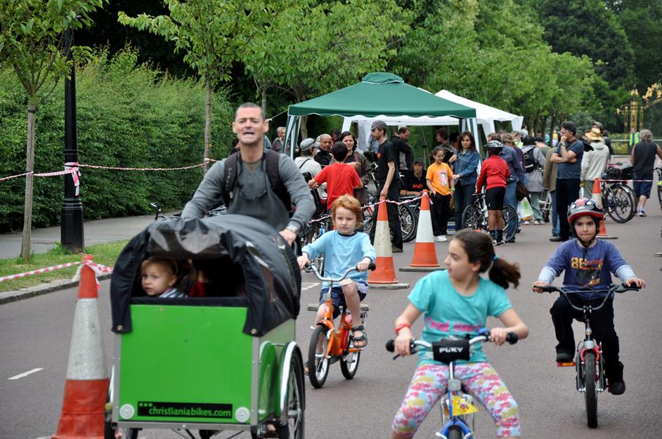 London Green Fair