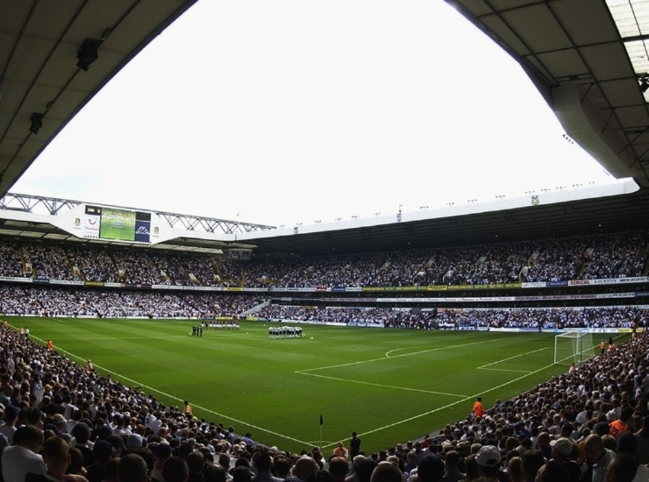 White Hart Lane: Tottenham Hotspur FC