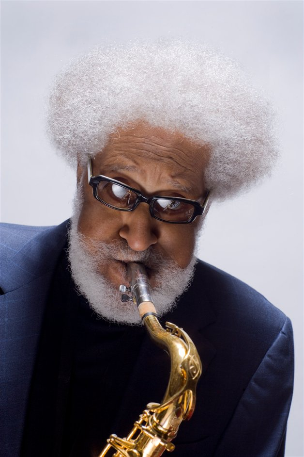 Sonny Rollins - Sonny Rollins. Photo by John Abbott