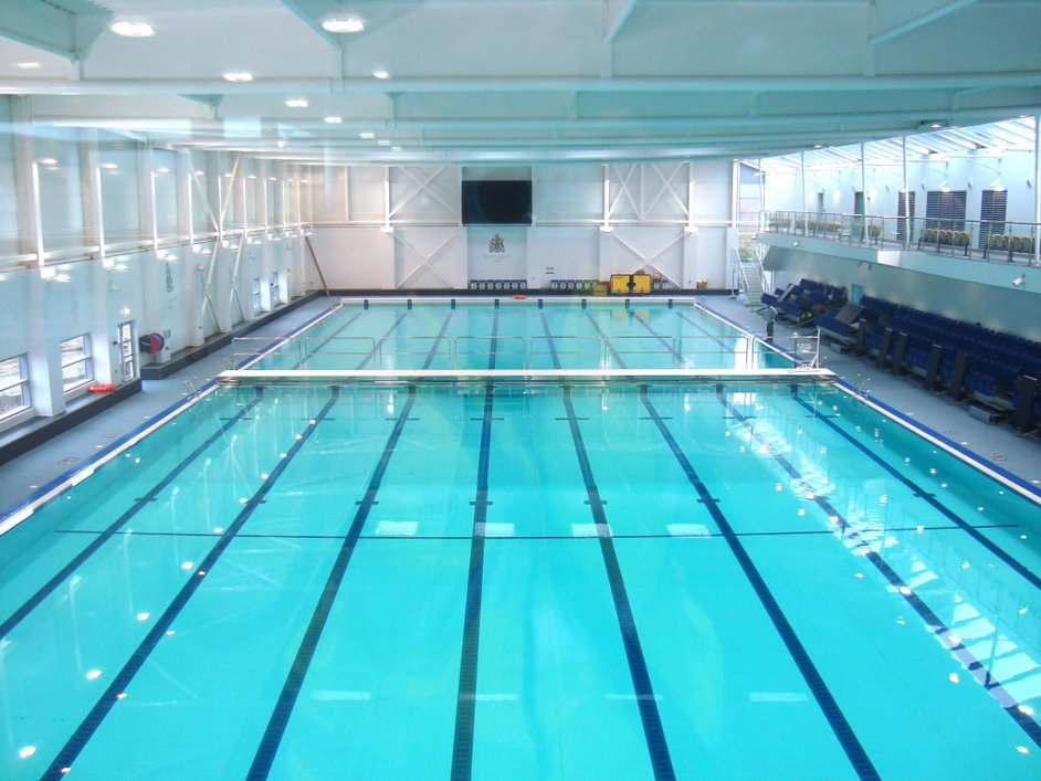 Hillingdon sports leisure complex images for Olympic swimming pool pictures
