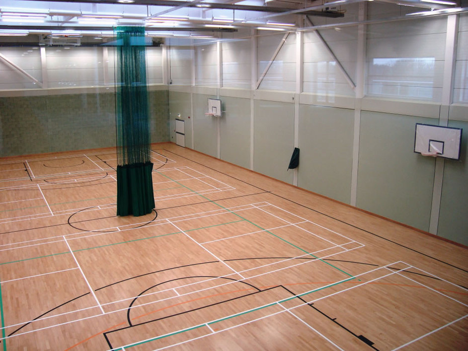 Hillingdon Sports & Leisure Complex - Basketball Courts