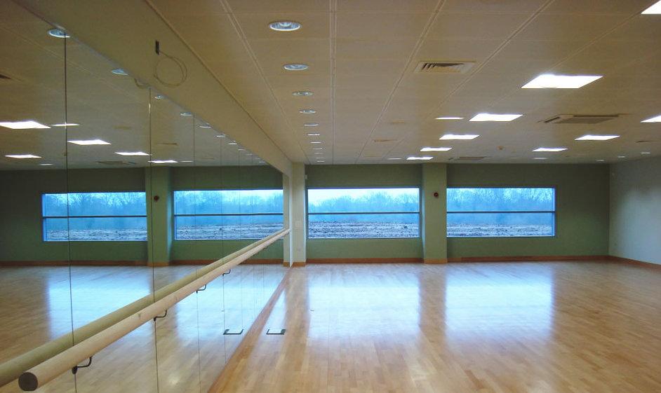 Hillingdon Sports & Leisure Complex - Dance Studio