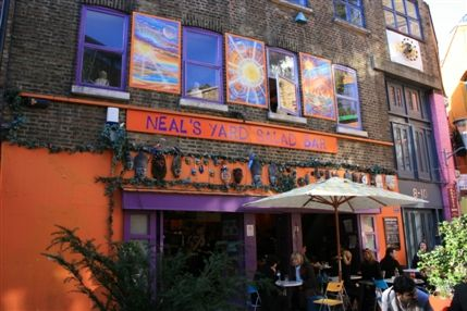 Neal's Yard Salad Bar