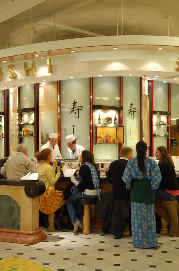 Harrods Sushi Bar