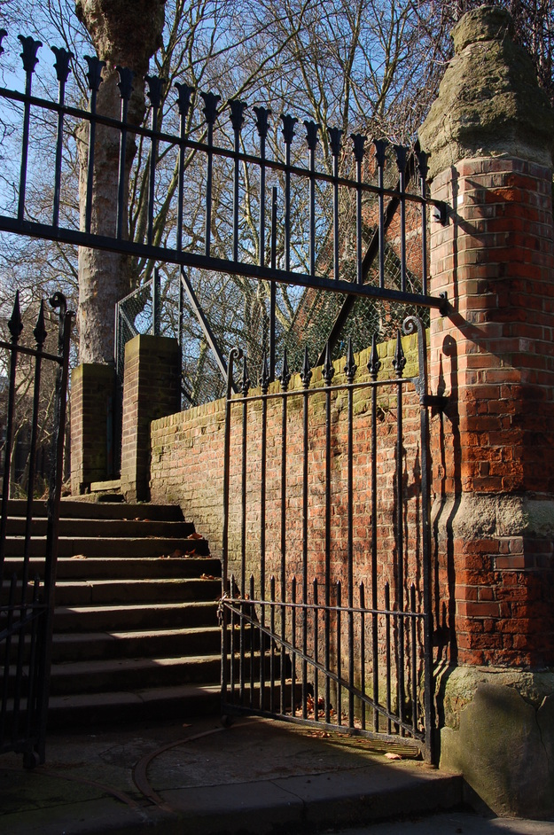 St Pancras Old Church and Gardens