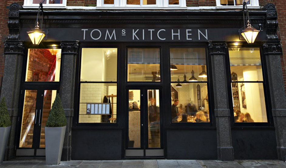 Tom's Kitchen