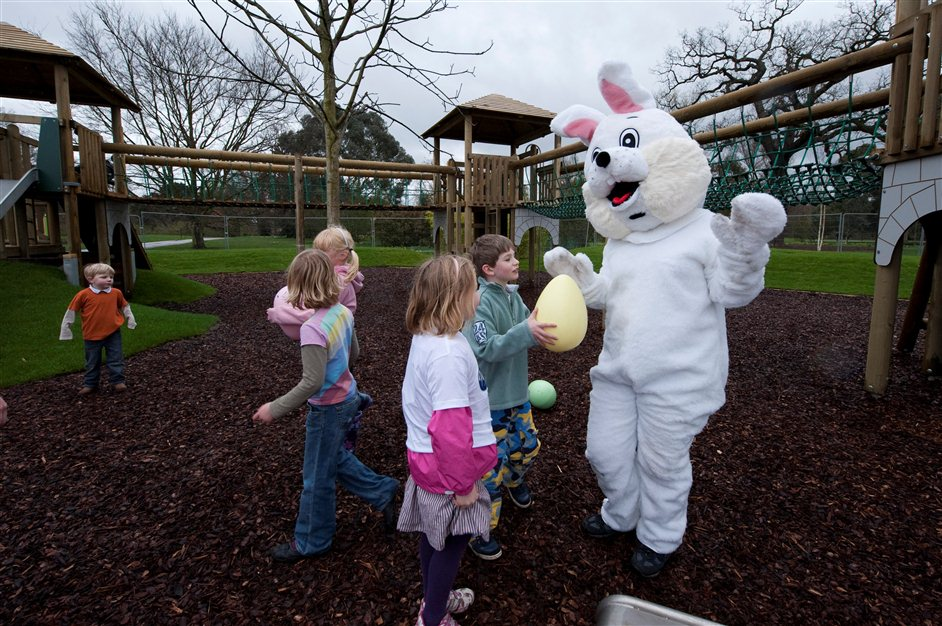 Easter Egg Hunt at Kew: Shaun the Sheep