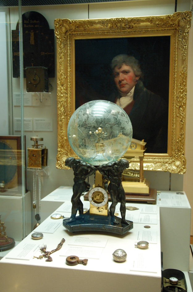 Clockmaker's Museum, Guildhall Library