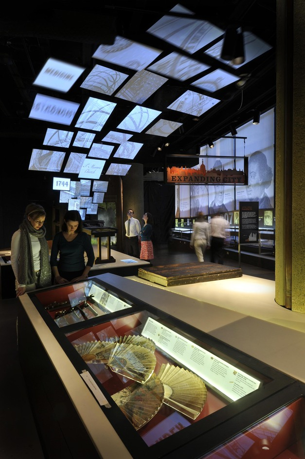 Museum of London - Museum of London - Galleries of Modern London, Expanding City
