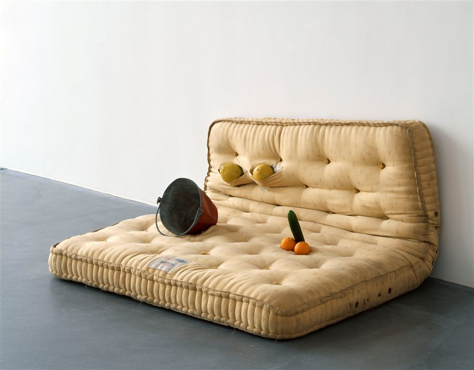Sarah Lucas - Au Naturel