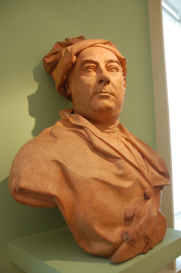 The Foundling Museum - Bust of Handel