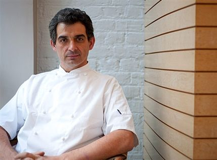 Bistrot Bruno Loubet - Bruno Loubet, photo by Amy Murrell