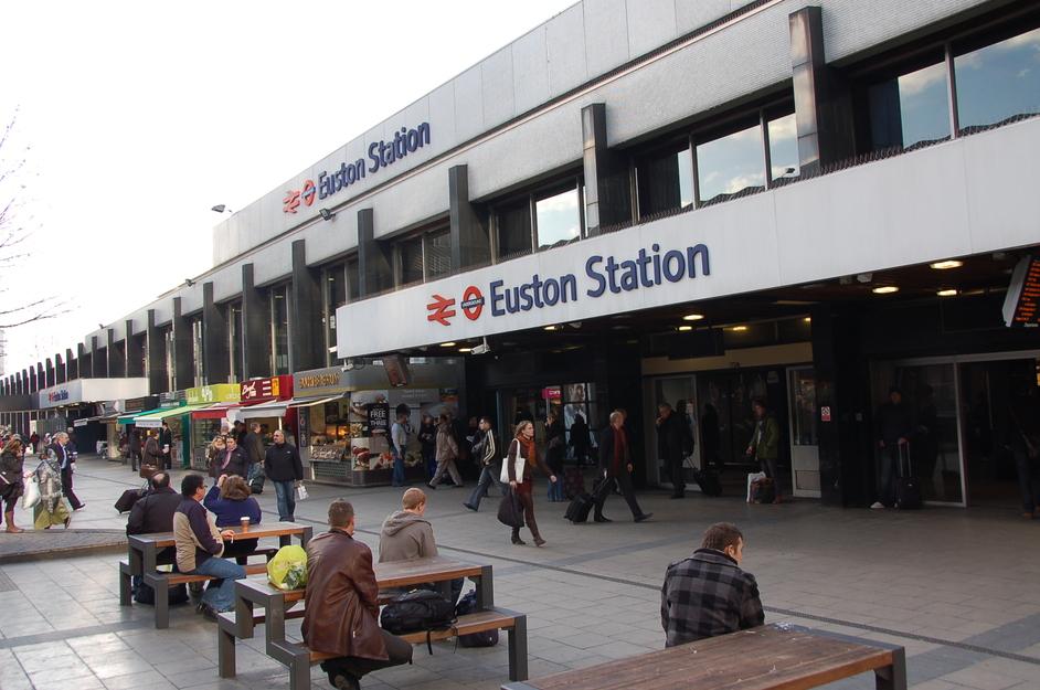 Hotels Near Euston Station London