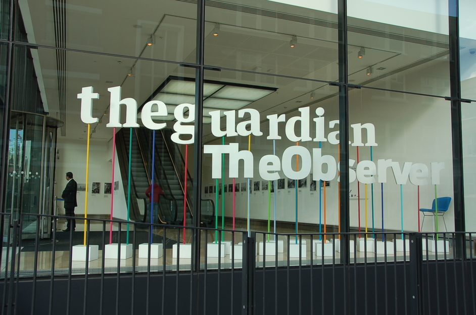 Guardian News & Media Gallery