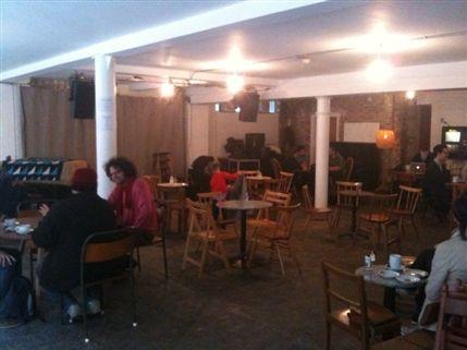 Cafe OTO