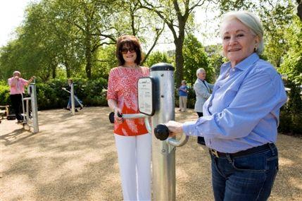 Pensioners' Playground